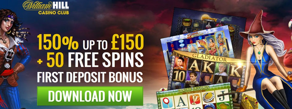 william hill casino club paypal